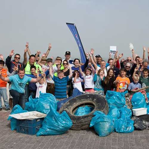 Gordons Bay Beach Cleanup